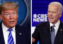 Biden holds edge over Trump in 2020 battlegrounds, but there's a catch