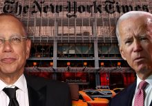 New York Times skips latest development in Tara Reade's sexual assault claims against Joe Biden