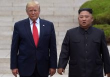 Trump claims he knows how Kim Jong Un is doing: 'I do have a very good idea'