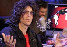 Howard Stern suggests Trump supporters take disinfectants and drop dead