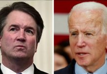 Then and now: How evidence in Kavanaugh case compares with Biden accusation