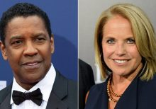 Denzel Washington left Katie Couric 'shaken' after 'uncomfortable' 2004 interview, she says