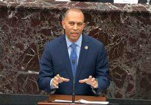 Top House Dem Hakeem Jeffries says Tara Reade's Biden allegation 'serious,' deserves investigation