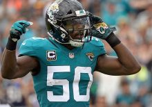 Former Jaguars star LB Telvin Smith arrested on charges of unlawful sexual activity, jail records show