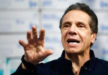 Andrew Cuomo tells single women in NYC, 'I am eligible'