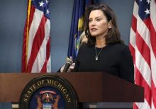 Michigan Gov. Whitmer extends coronavirus state of emergency declaration another month, takes swipe at GOP
