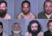 Coronavirus: California governor orders release of 7 high-level sex offenders as he criminalizes beach atte...
