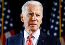 Women's groups start to break silence on Biden allegations, as candidate makes first statement