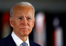 Woman accuses Biden of sexual harassment over alleged incident when she was 14