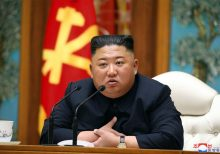 Kim Jong Un makes first public appearance in 20 days, state media reports