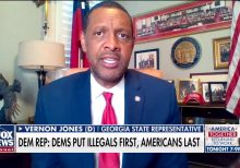 Democratic Rep. Vernon Jones on endorsing Trump: 'I put my country before my party'
