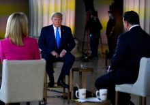 Fox News town hall: Trump predicts coronavirus vaccine by year's end, vows 'plague' will pass