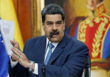 2 US 'mercenaries' captured in foiled kidnapping plot,  Maduro says