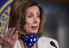 Pelosi agrees Biden-Reade case is 'closed issue': 'I'm not going to answer this question again'