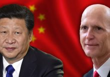 Sen. Rick Scott pledges to hold 'Communist China' and WHO accountable for coronavirus fallout with congress...