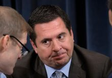 Nunes dares Schiff to release House Intel Russia probe transcripts
