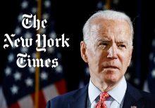NY Times op-ed 'I believe Tara Reade. I'm voting for Joe Biden anyway' polarizes readers