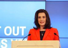 Michigan Gov. Whitmer extends stay-at-home order until May 28, but with exceptions