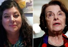 Feinstein, after strong defense of Blasey Ford, questions Tara Reade's Biden sex-assault claim