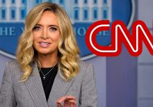 Kayleigh McEnany calls out CNN for having guests who pushed Russia collusion, following transcript revelations