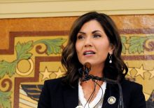 South Dakota Gov. Noem clashes with Sioux tribes over coronavirus checkpoints