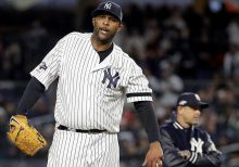CC Sabathia shows off dramatic weight loss after retirement from baseball