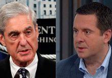 Rep. Devin Nunes vows criminal referrals for Robert Mueller's team in latest Russia probe reckoning