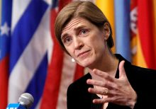 Samantha Power appears on Flynn unmasking list, despite testifying she had 'no recollection' of doing so