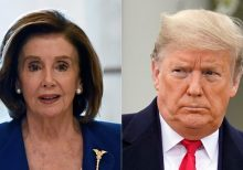 Pelosi calls $3T coronavirus relief bill Democrats' starting offer as White House issues veto threat
