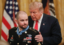 Staff Sgt. Ron Shurer, Medal of Honor recipient who saved lives in Afghanistan, dead at 41 after cancer battle