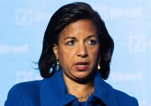 Susan Rice 'would say yes' if asked to be Biden's running mate