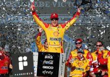 Joey Logano plans to be 'aggressive' when NASCAR returns at Darlington Raceway