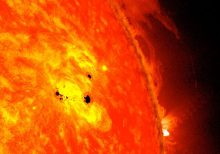 Evidence suggests sun entering 'solar minimum' stage: reports