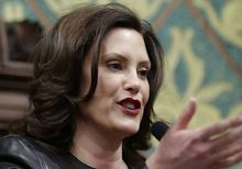 Defiant Whitmer slams anti-lockdown protests, questions political motives behind demonstrations
