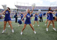 Kentucky Wildcats fire cheerleading coaches after hazing, nudity probe