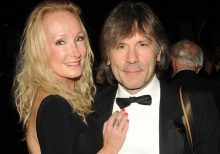 Iron Maiden singer Bruce Dickinson's estranged wife Paddy Bowden dead following 'tragic accident'