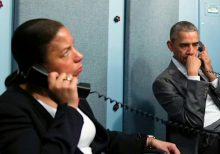 Declassified Susan Rice email shows Comey suggested 'sensitive' info on Russia not be shared with Flynn