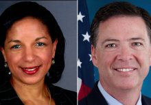 Comey mum on email suggesting move to freeze out Flynn, as Rice says she ignored advice