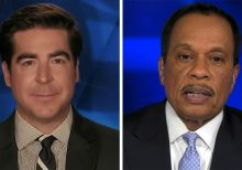 Jesse Watters, Juan Williams debate Susan Rice email: 'I think it's a big, fat nothing'