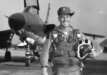 Air Force pilot who died in Vietnam honored by Texas high school student with stunning video tribute