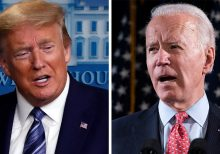 Trump says Biden 'not mentally sharp enough' to be POTUS: 'He doesn't know he's alive'