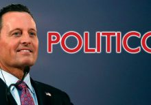 Richard Grenell accuses Politico of 'fake news' over report that he's joining Trump campaign