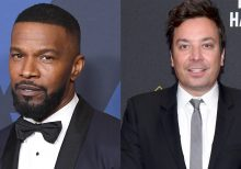 Jamie Foxx defends Jimmy Fallon over 'SNL' blackface controversy: 'This one is a stretch'