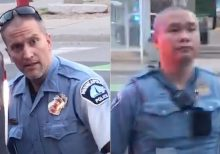 George Floyd case: Two Minneapolis cops caught on tape have history of conduct complaints