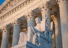 Supreme Court rejects challenge to limits on church services; Roberts sides with liberals