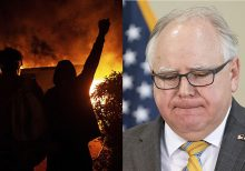 Minnesota requests more help as riots continue there -