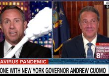 Chris Cuomo's ratings plummet as Americans tire of brothers' schtick