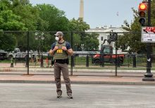Secret Service tightens security around White House