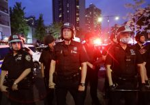 2 NYPD cops reportedly shot in confrontation in Brooklyn, unclear if related to unrest