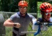 Maryland cops seek cyclist they say assaulted teen posting flyers protesting George Floyd death in viral video